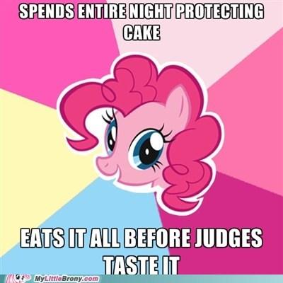 cake meme mmmystery pig pinkie pie - 6096833280