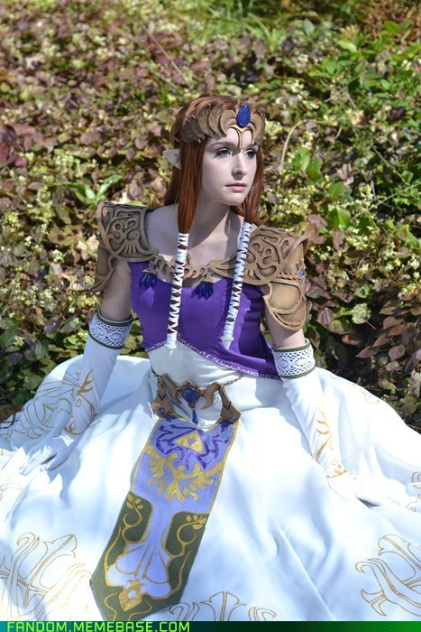 cosplay legend of zelda video games zelda - 6098336768