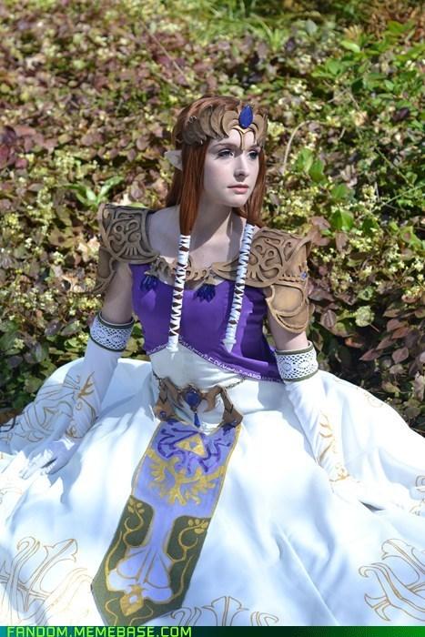 cosplay legend of zelda video games zelda - 6098336768