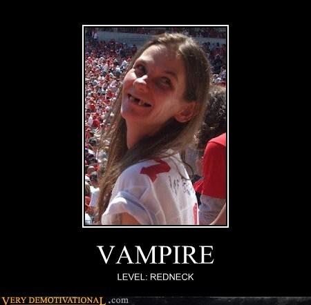 eww redneck Terrifying vampire wtf - 6098447616