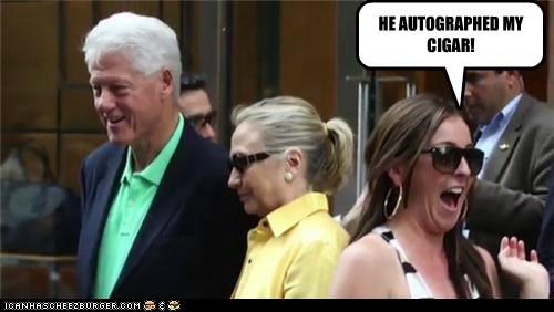 bill clinton cigar political pictures - 6098660608
