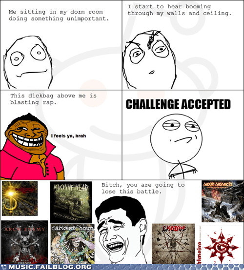 Battle,comic,metal,rage comic,rap
