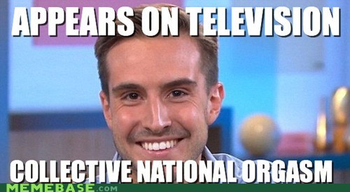 interview know your meme Memes photogenic guy television TV - 6098939136