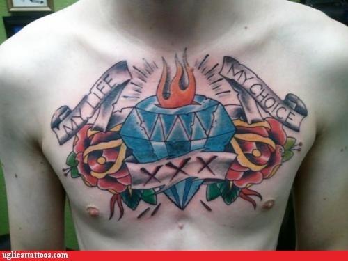 banner,chest piece,wtf