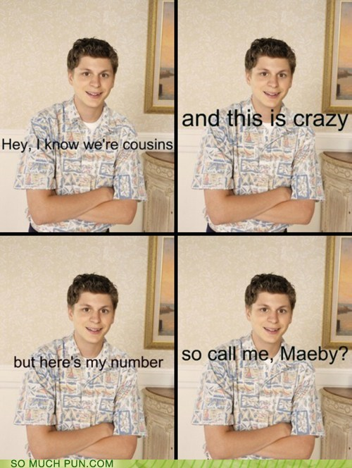 arrested development carly rae jepsen Hall of Fame lyrics maeby maybe michael cera song - 6099229952
