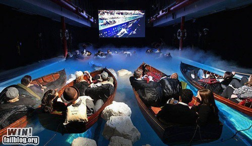 boat,Movie,movie theater,theater,titanic