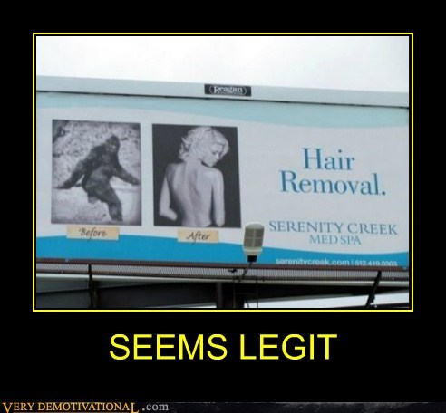 billboard hair hilarious removal seems legit - 6099283456