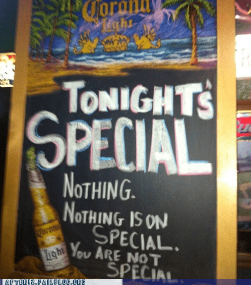 corona,happy hour,ipa,nothing,specials