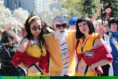 cartoons,cosplay,Dragon Ball Z,roshi