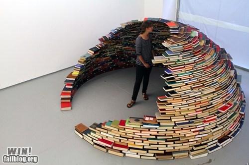 art book design igloo reading is sexy - 6099867648