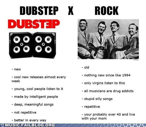 dubstep,rock,troll,trolling
