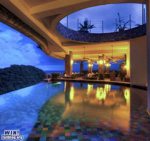 design home pool pretty colors - 6100164608