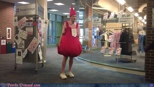 blood drive costume Sad - 6100169472