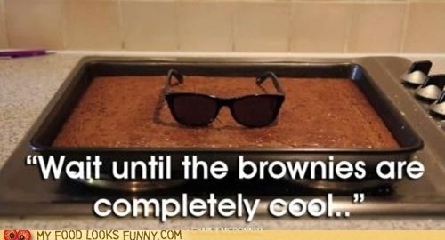 brownies cool sunglasses - 6100388608