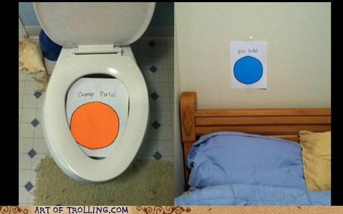 bathroom IRL peetimes Portal - 6102064896