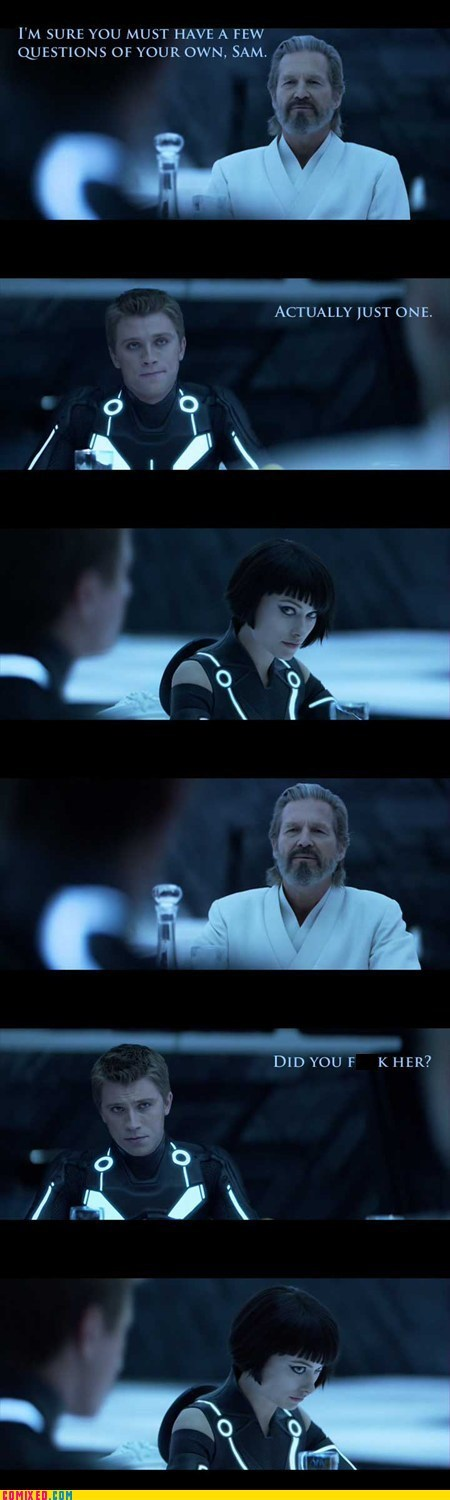 From the Movies,jeff bridges,love,Movie,Sam,tron