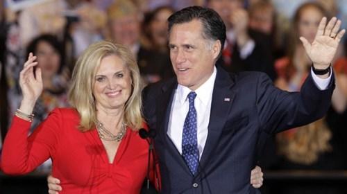 Ann Romney twitter - 6103281152