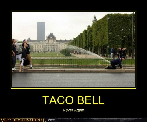 hilarious no taco bell wtf - 6103363584