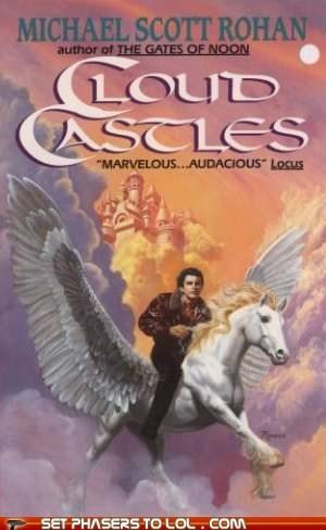 book covers books castle cover art creep fantasy Les Misérables pegasus science fiction wtf - 6103587072