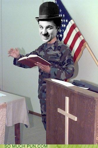 chaplain charlie chaplin homophone literalism surname - 6103831296