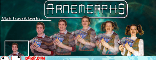 animorphs,berks,best of week,books,derp,goosebumps