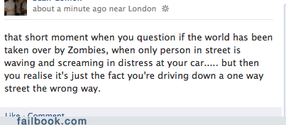 driving zombie - 6103903744