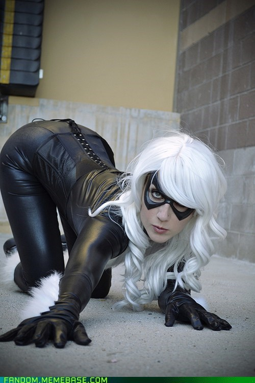 black cat comics cosplay felicia hardy marvel - 6103929344