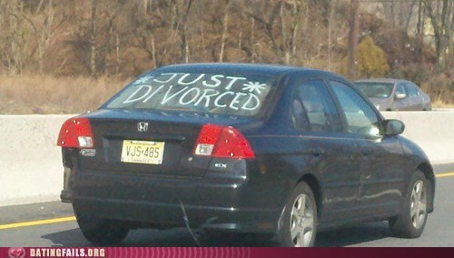 celebrating Just Divorced Just Married - 6104115456