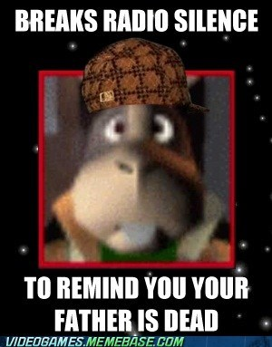 do a barrel roll meme nintendo peppy scumbag starfox - 6104456704