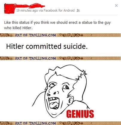 genius,hitler,suicide