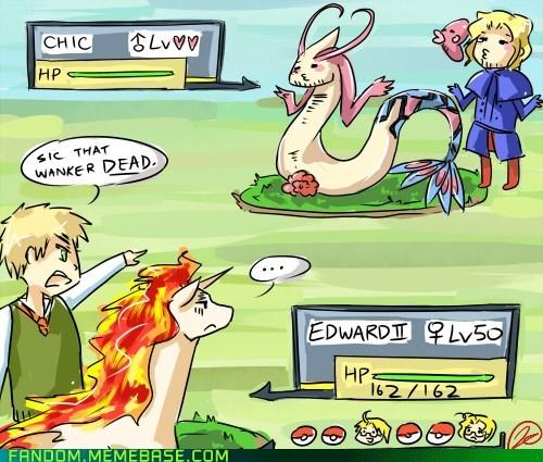 crossover Fan Art hetalia Pokémon - 6104764928