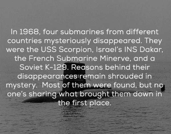 underwater unexplained mystery - 6104837