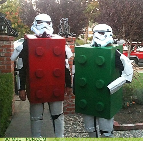cosplay costume double meaning Hall of Fame lego lego star wars literalism star wars - 6106033152