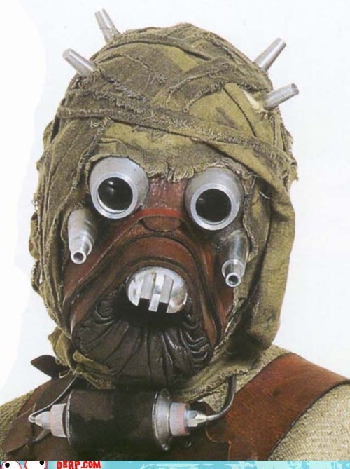 derp hurrr star wars tusken raiders - 6106302720