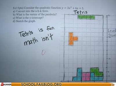 fun with tetris math tetris - 6106430976