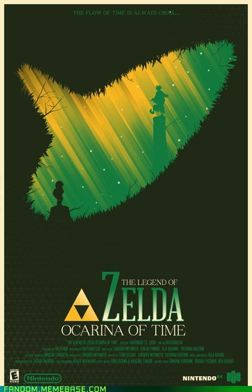 legend of zelda poster video games - 6106591744