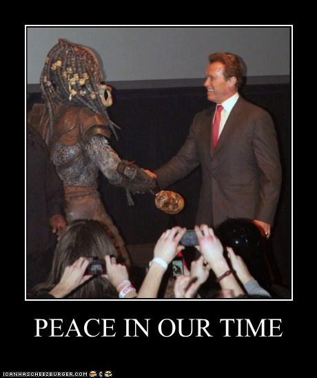 Arnold Schwarzenegger celeb political pictures Predator Republicans - 6106843136