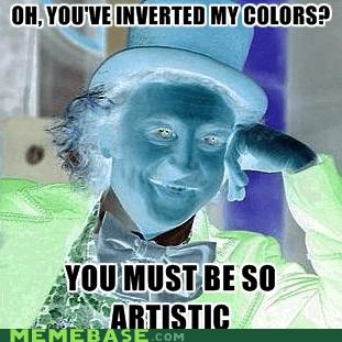 art deep Memes Willy Wonka - 6106855424