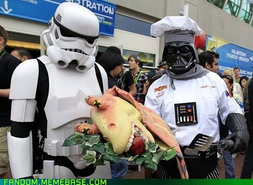 best of week,Clone Trooper,cosplay,darth vader,fandom,jar jar binks,star wars