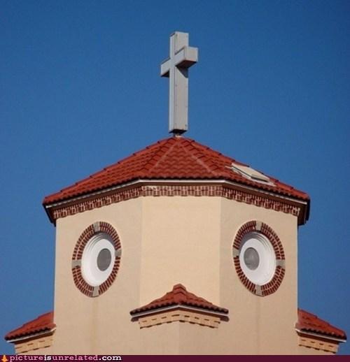 chicken church wtf - 6107522048