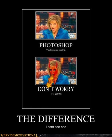 devil,difference,hilarious,photoshop