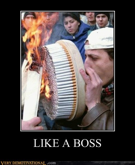 boss cigarettes eww hilarious wtf - 6107678976