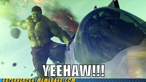 avengers hulk plane Super-Lols yeehaw - 6107789056