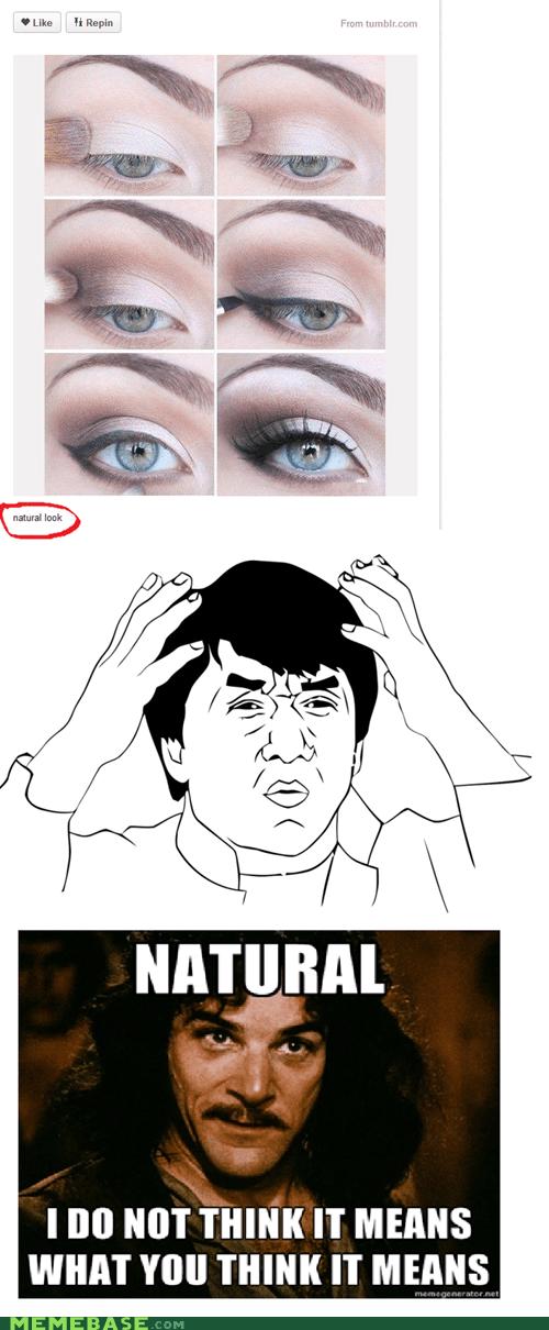 eyes inigo montoya Jackie Chan natural Rage Comics what - 6107903232