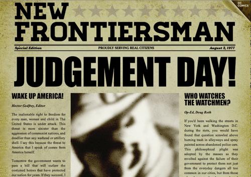 before watchmen,comics,DC,new frontiersman,watchmen