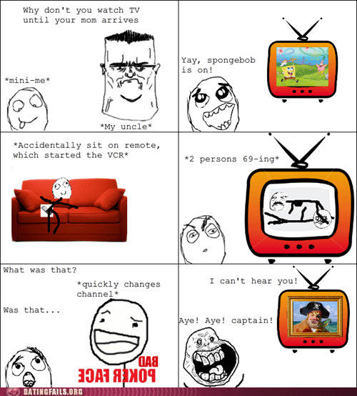 aye aye captain first exposure pr0n Rage Comics - 6108069120