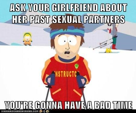 bad time girlfriend Memes partners sex ski instructor - 6108198400