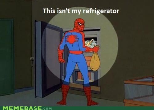 bank jewels refrigerator Spider-Man Super-Lols - 6108340736