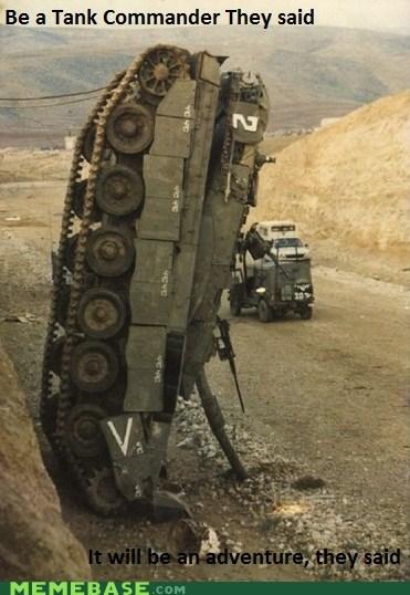 commander life tank They Said