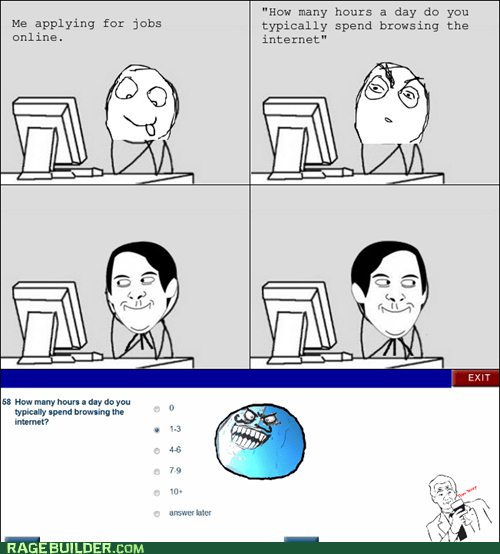 i lied internet job search Rage Comics spiderpman